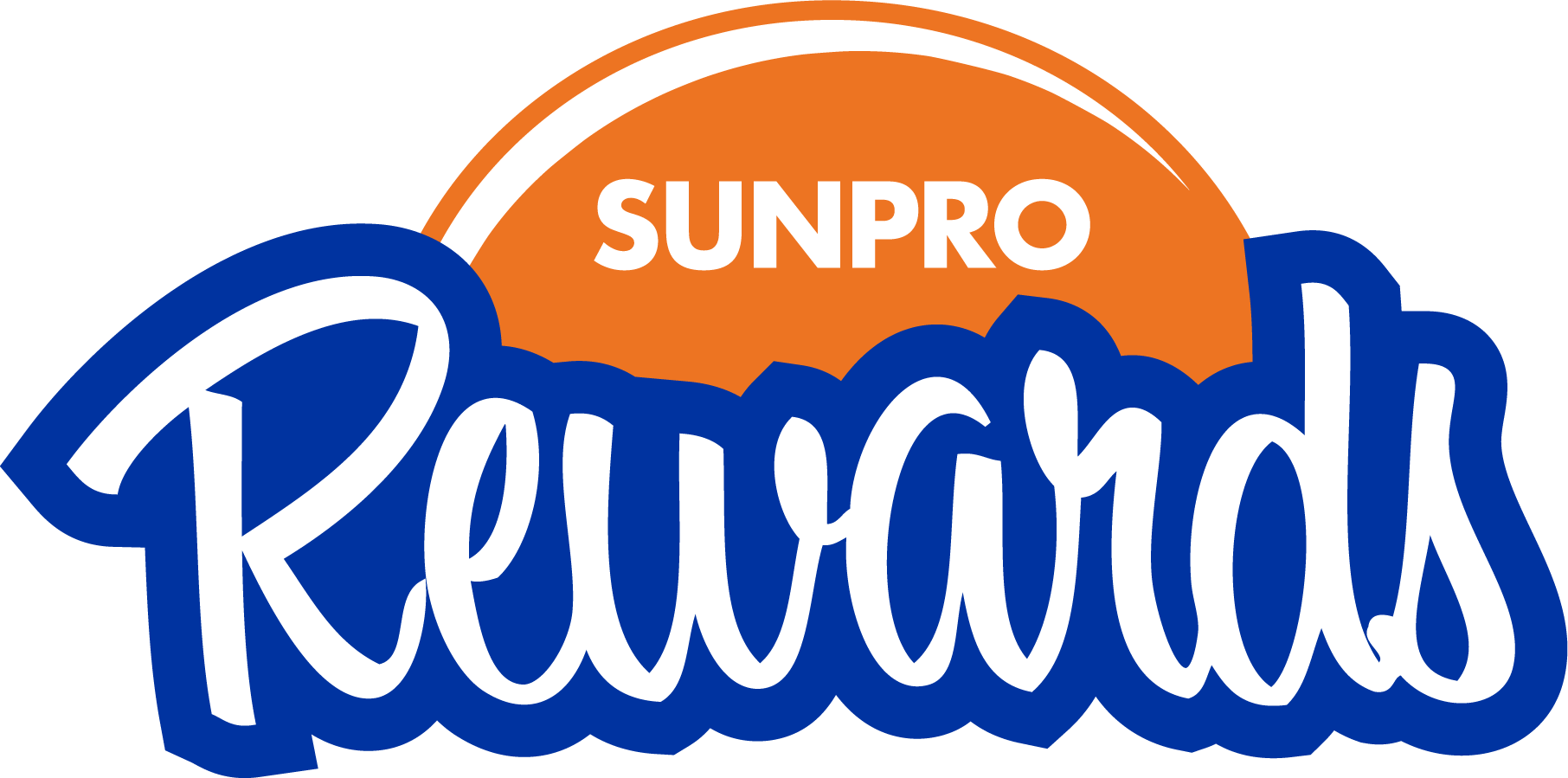 Sunpro Rewards Logo